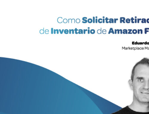 Como solicitar RETIRADAS de INVENTARIO de Amazon FBA